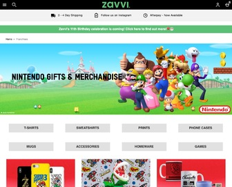 Zavvi Cash Back