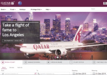 Qatar Airways Air Cash Back