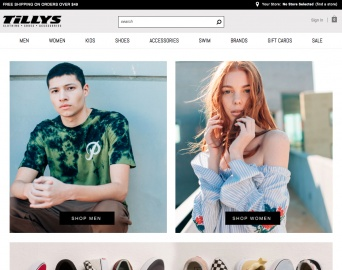Tilly's Cash Back