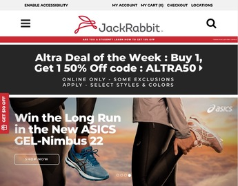 JackRabbit Cash Back
