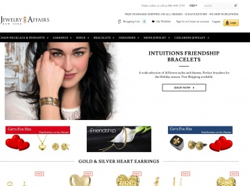 JewelryAffairs Cash Back