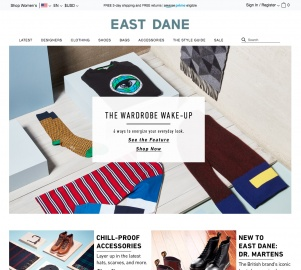 East Dane Cashback