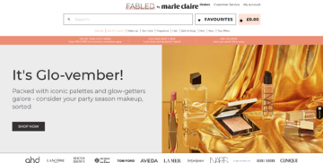 Fabled by Marie Claire Cashback