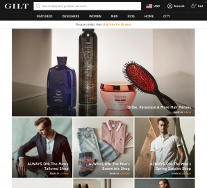 Gilt Groupe Cashback