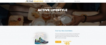 Active Advantage Cash Back