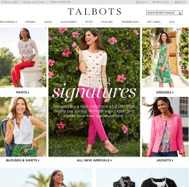 Talbots Cash Back
