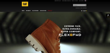 Cat Footwear Cashback