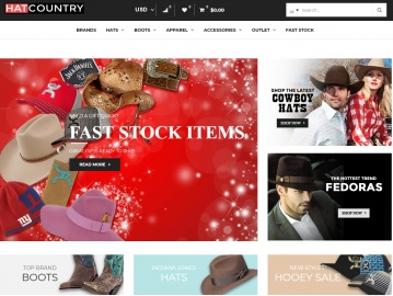 Hat Country Cash Back