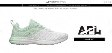 Active In Style Cashback
