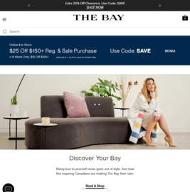 The Bay Cashback