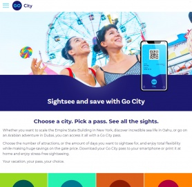 Go City Card 캐시백