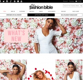 The Fashion Bible Cashback