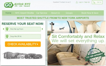 GO Airlink NYC Cashback