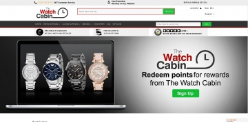 The Watch Cabin Cashback