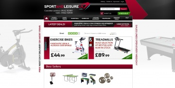 Sport and Leisure Cashback