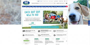Go Outdoors Cashback