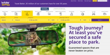 Holiday Extras Cashback
