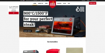 Otto Wilde Grillers Cashback