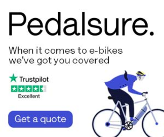 PedalSure 現金回饋