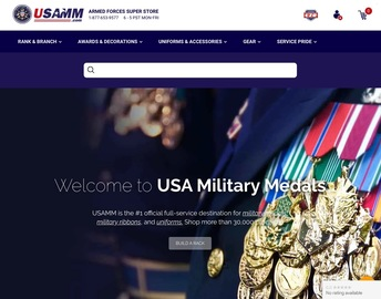 USA Military Medals Cash Back